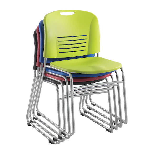 safco vy stacking guest chairs