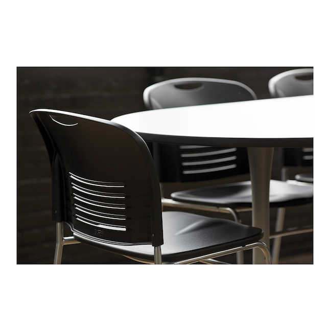 safco vy series chair back detail