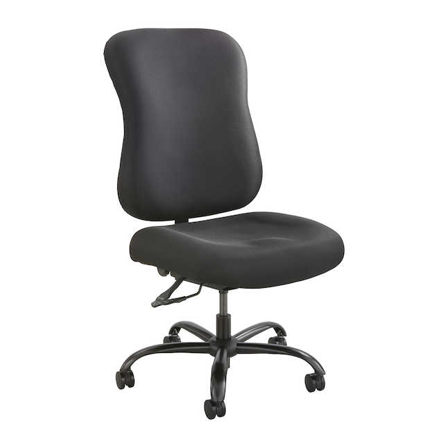 optimus 400 lb capacity big and tall chair by safco