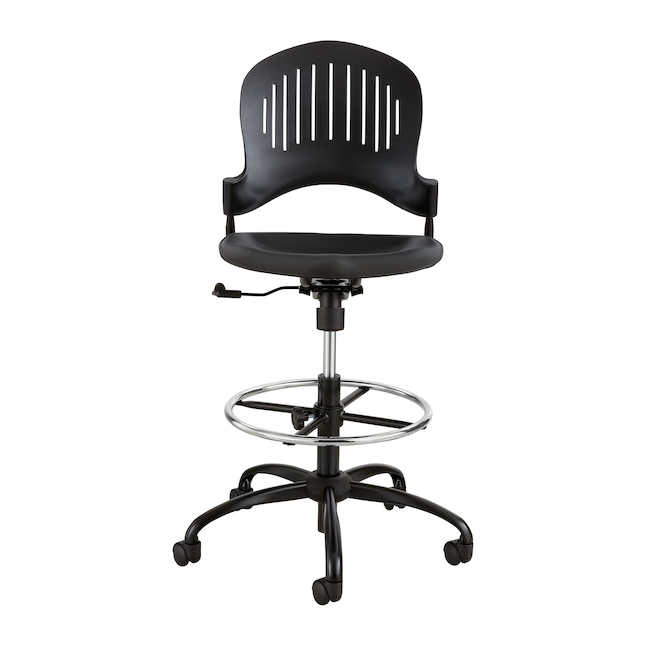 safco zippi extended height chair 3386bl