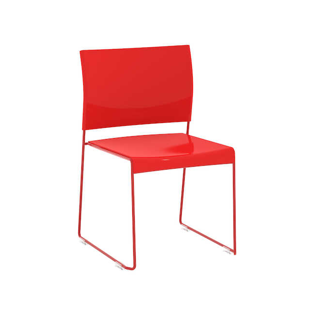 safco currant chair in red