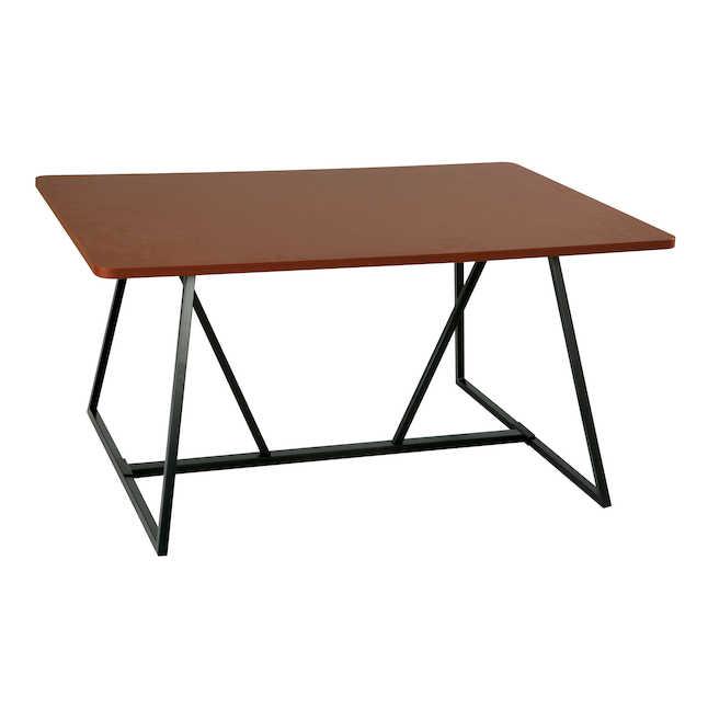 safco oasis teaming table