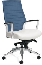 Global Accord Mesh Back Office Chair 2676-2 (10 Mesh Colors Available!)