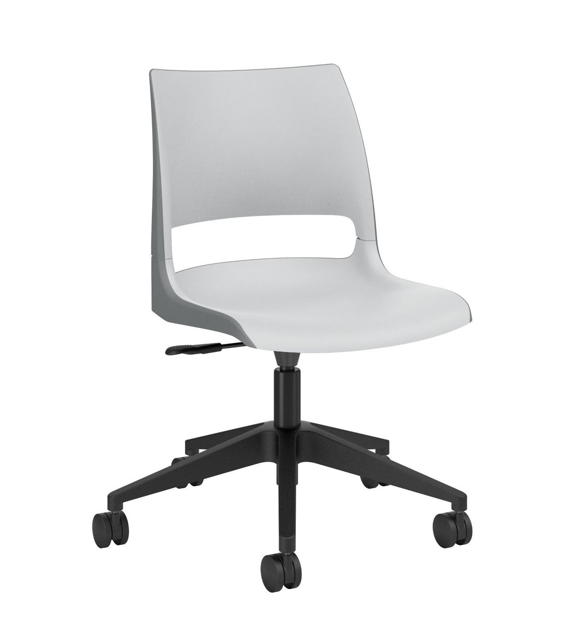 ki armless doni chair