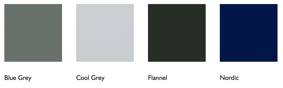 ki doni color samples