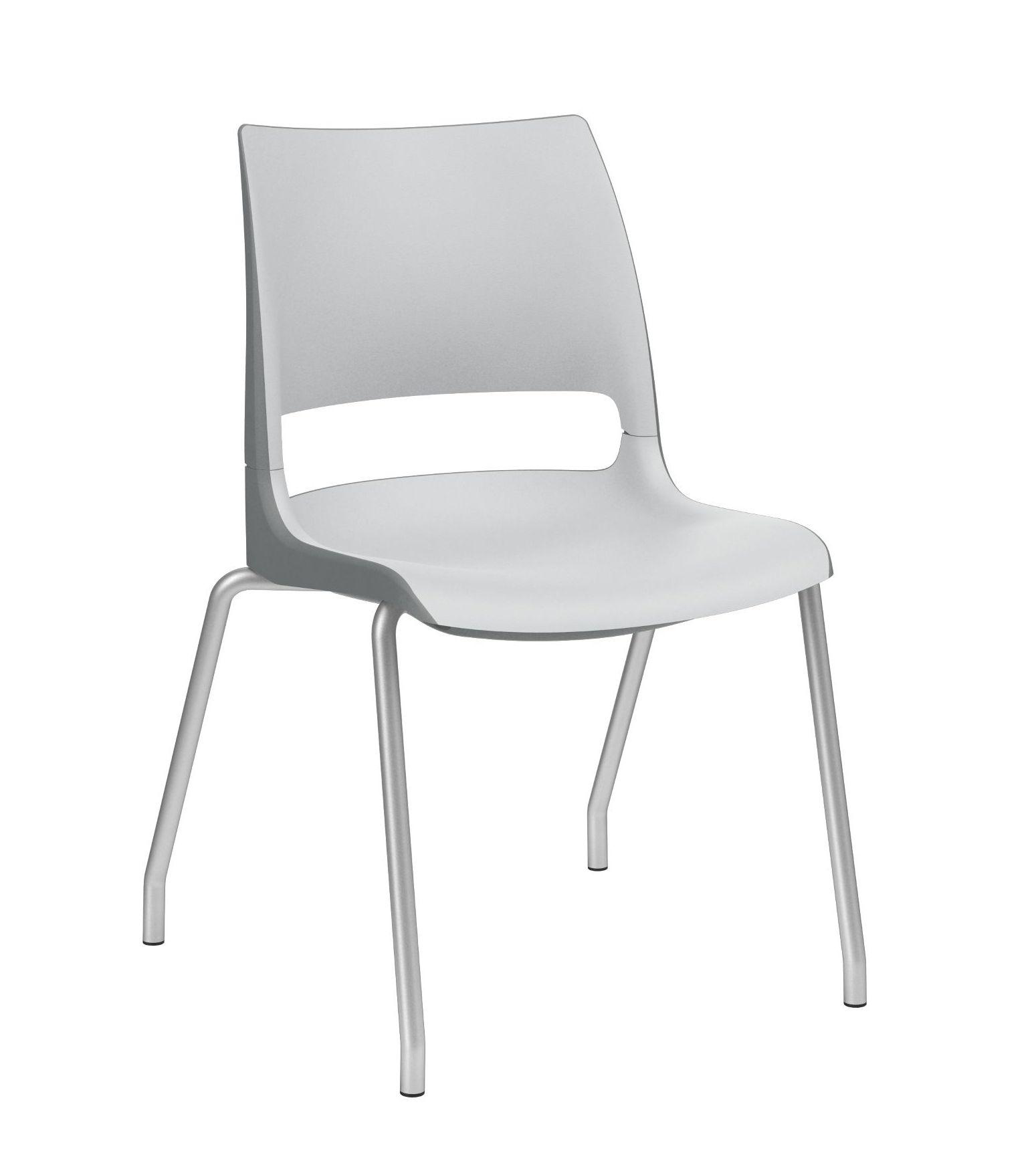 ki doni 4-leg stack chair dn1100
