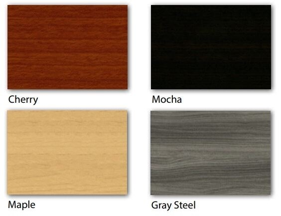 aberdeen laminate finish options