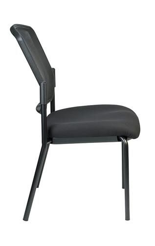 dakota stack chair side