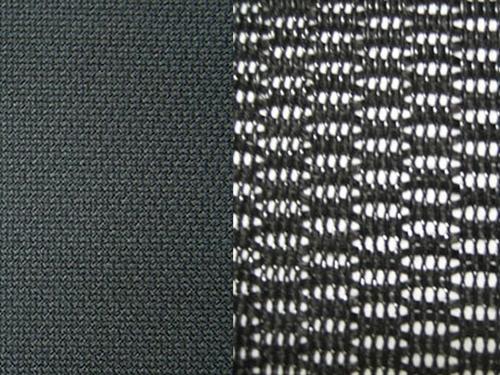 dakota stack chair mesh and upholstery