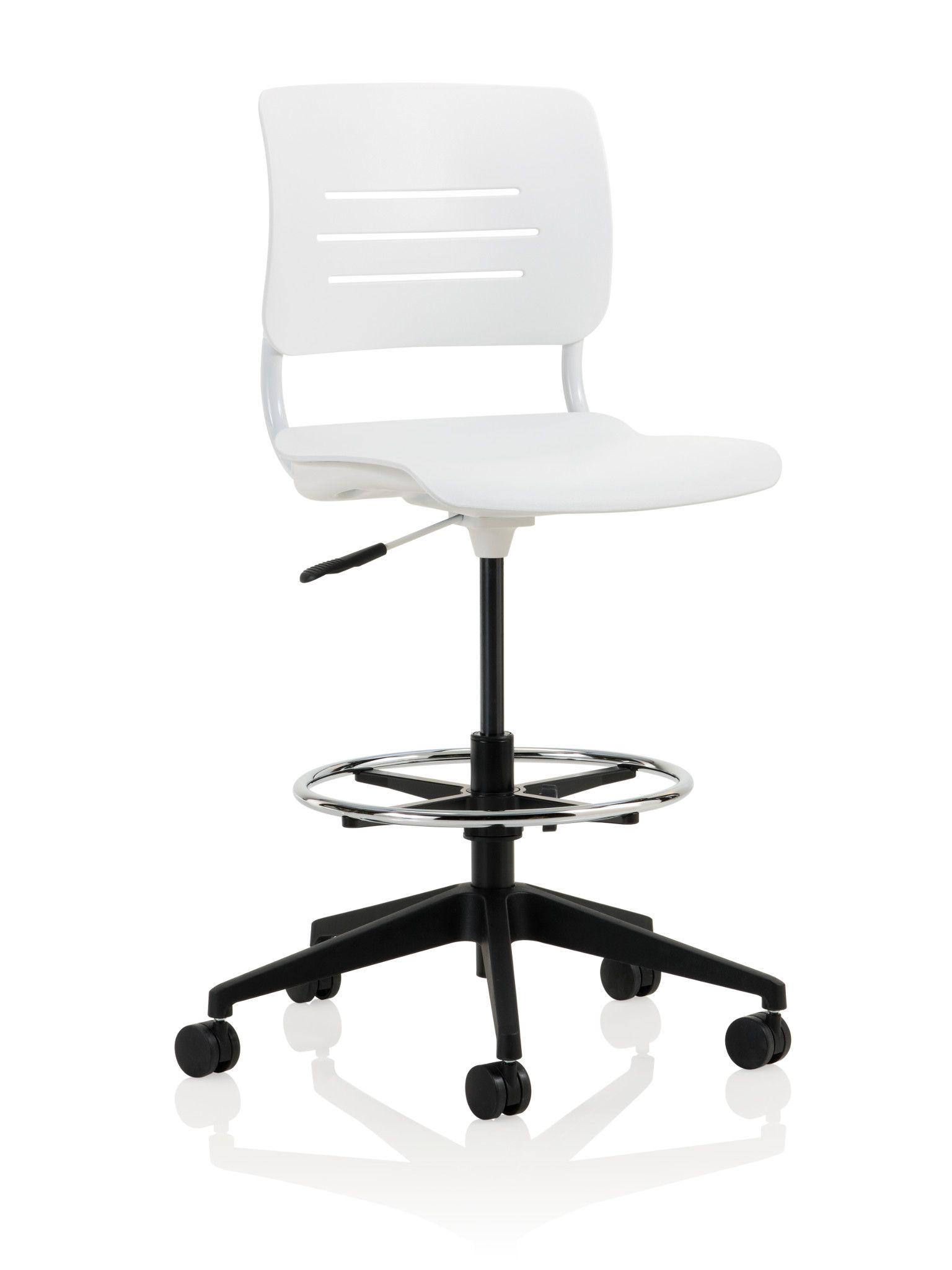 ki grazie polypropylene task stool