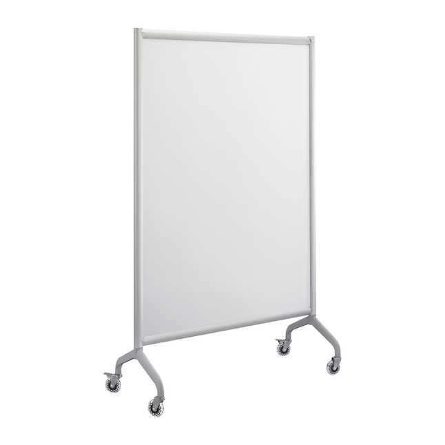 "Safco Rumba 42"" x 66"" Mobile Whiteboard"
