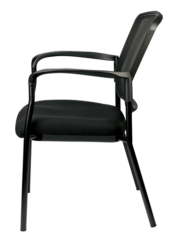 Eurotech Seating Dakota 2 Mesh Back Guest and Visitors Chair 7011