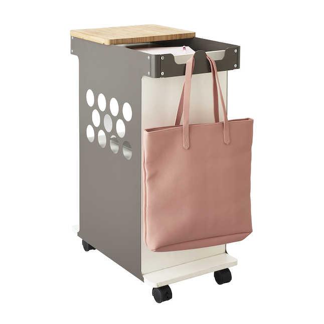 safco storage cart