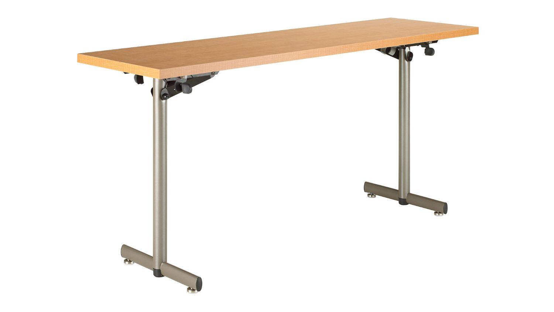 - KI Portico Folding Leg Table