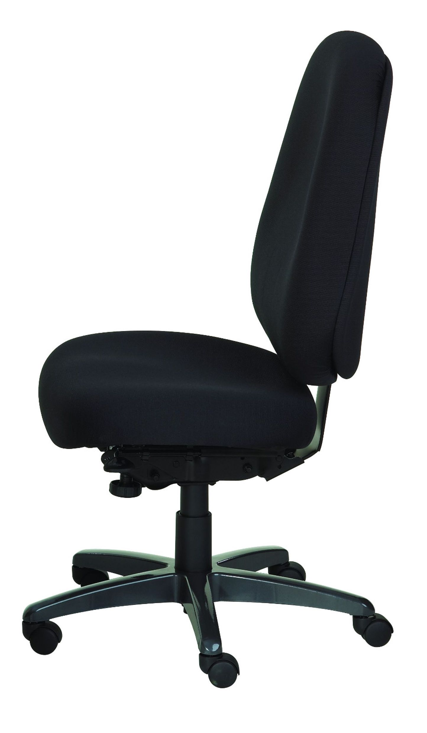 ki pilot armless office chair