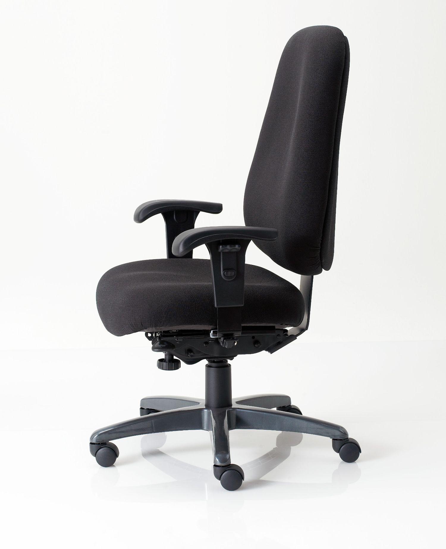 ki pilot chair with adjustable arms
