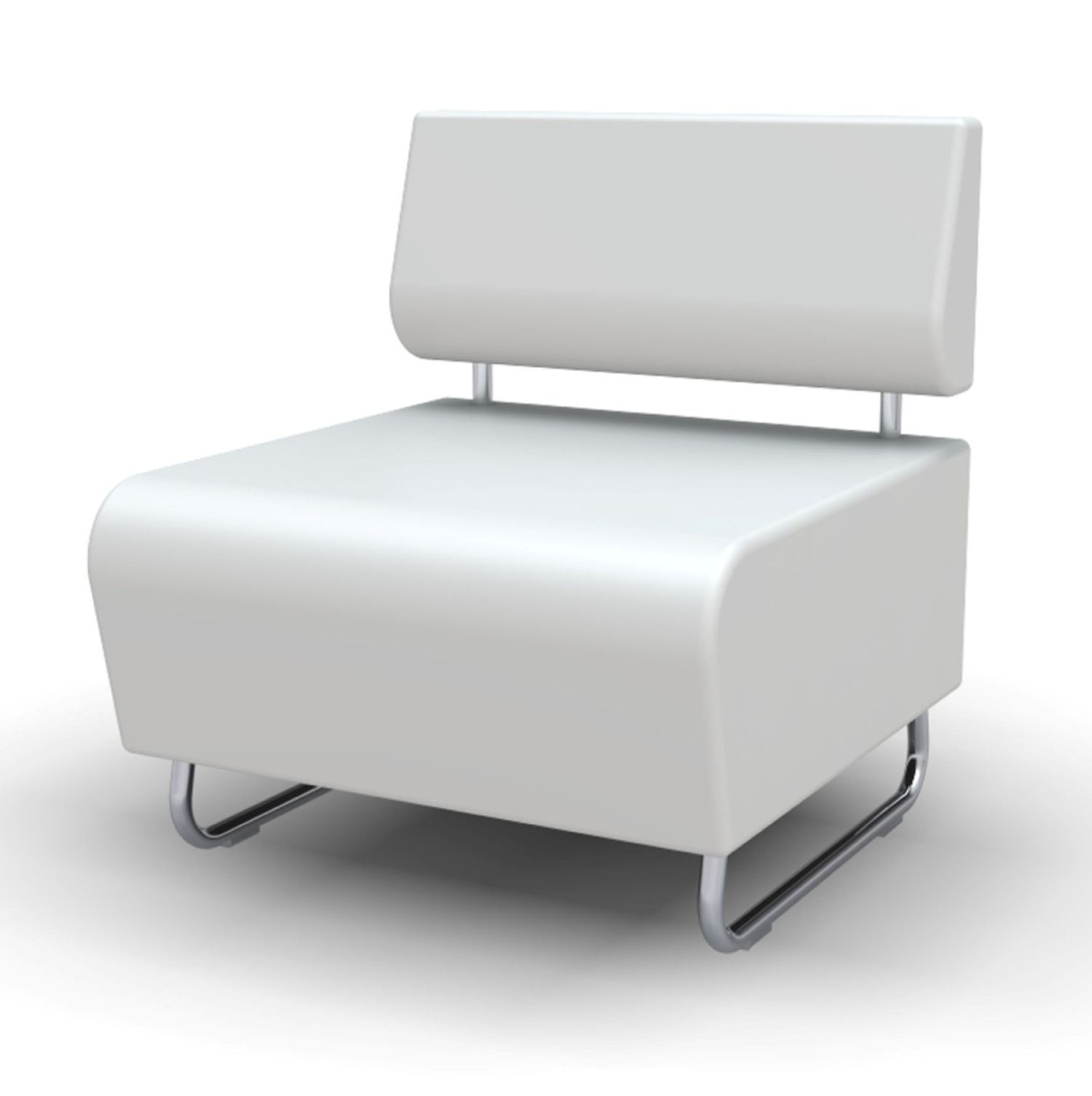 ki hub single seat lounge chair