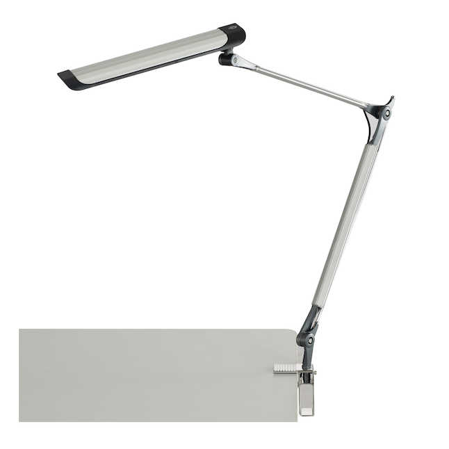 safco clamp on drafting lamp