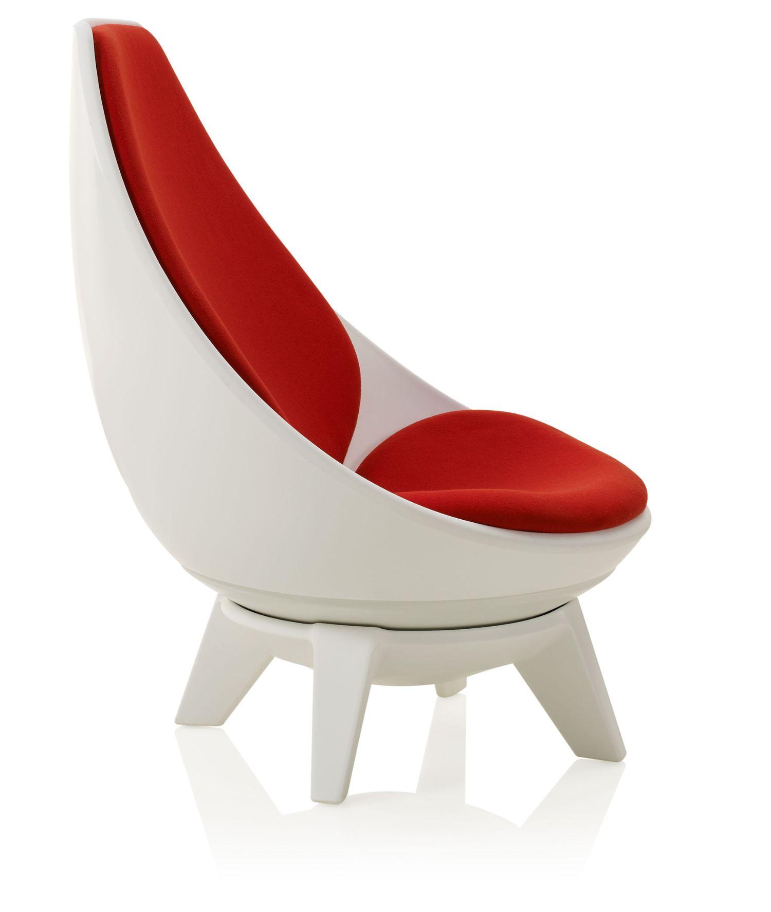 ki sway chair side profile