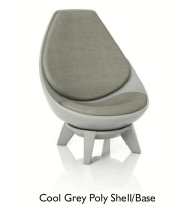 ki sway cool grey shell