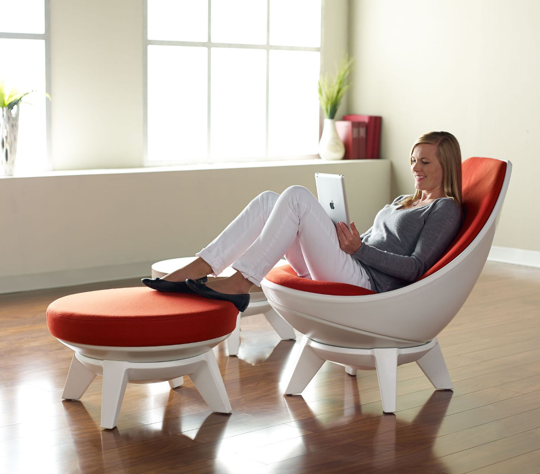ki sway chair with ottoman