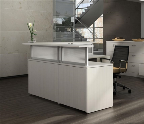 Global Adaptabilities ADP508 Modern Reception Desk