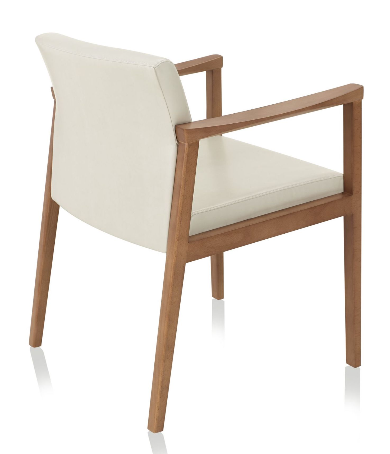 affina seating collection leather armchair