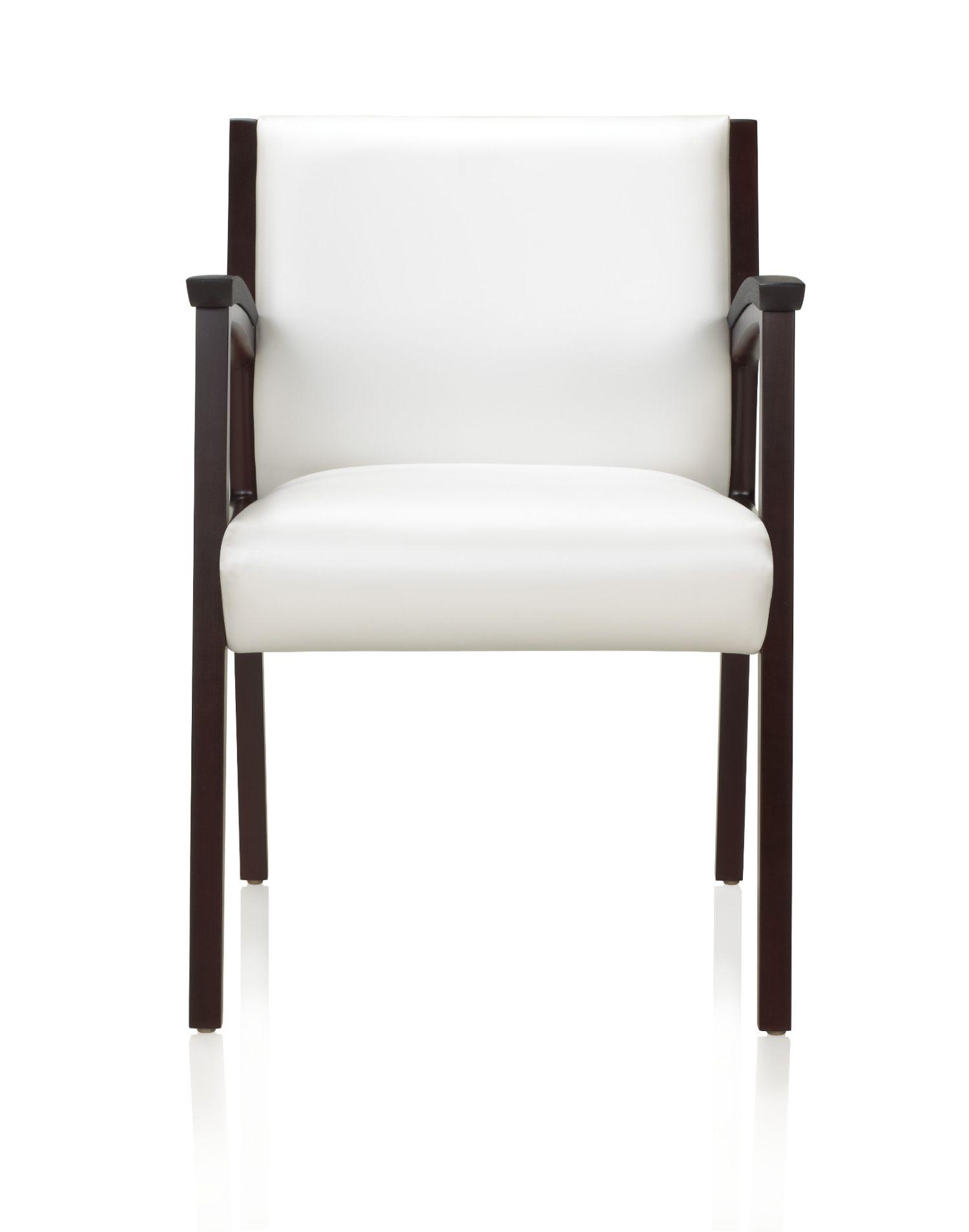 ki soltice guest chair front profile