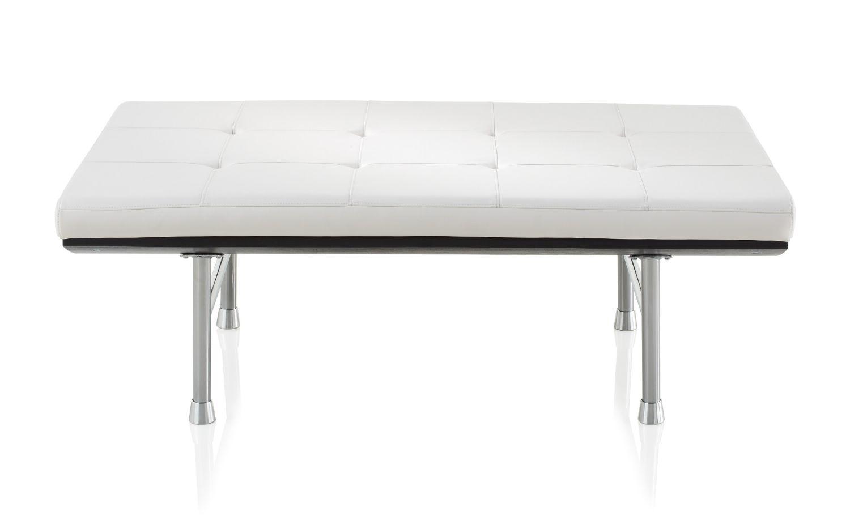 kuru contemporary reception bench
