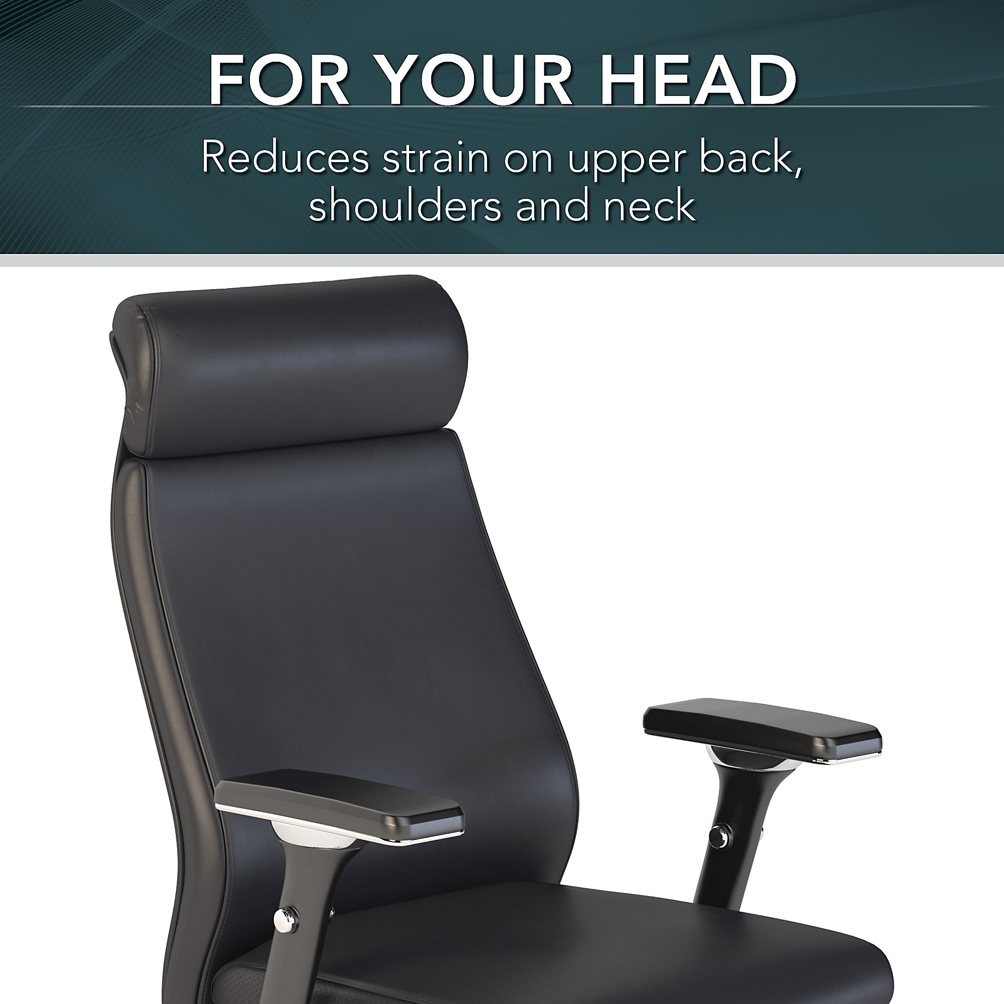bush business furniture metropolis office chair features