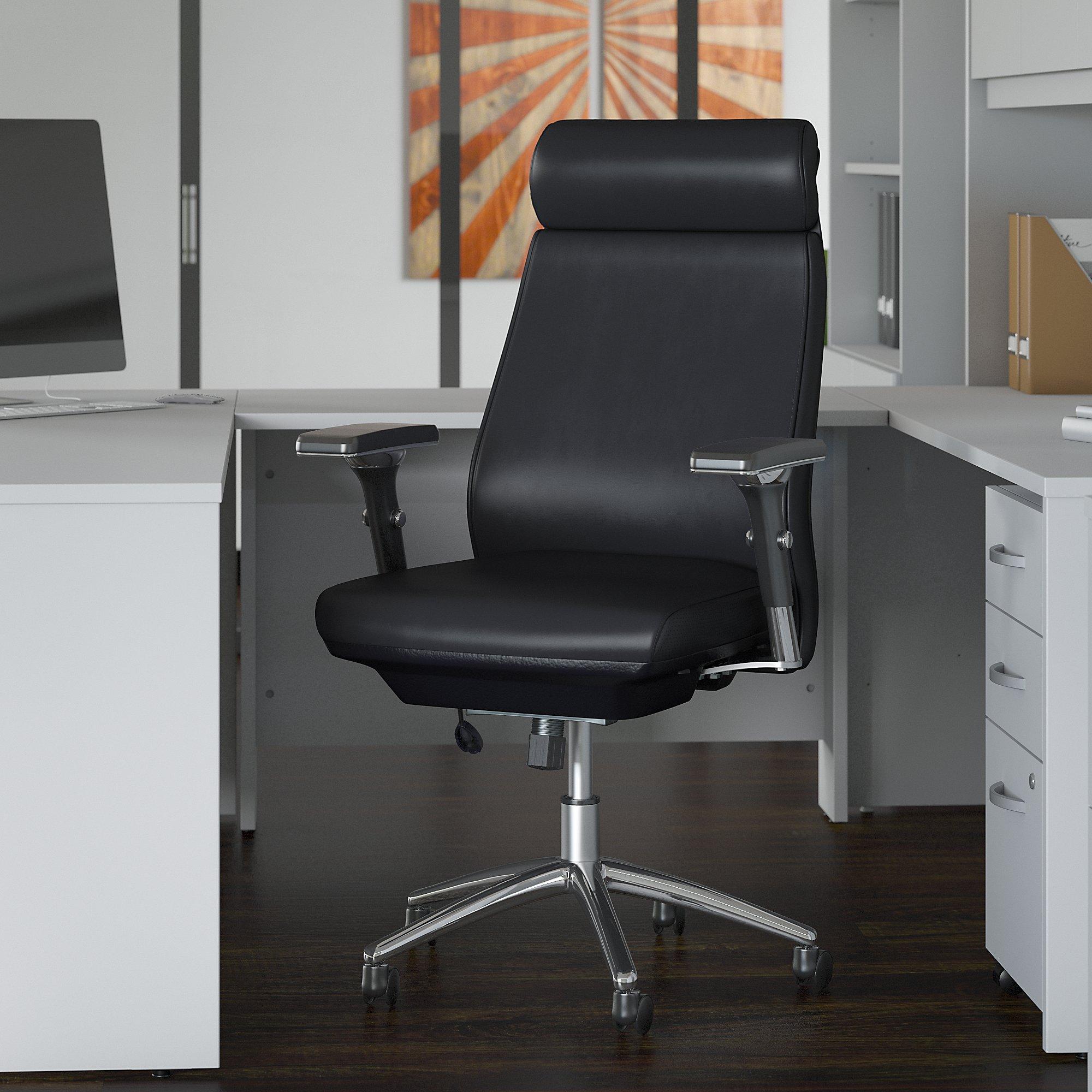 bush business furniture metropolis office chair