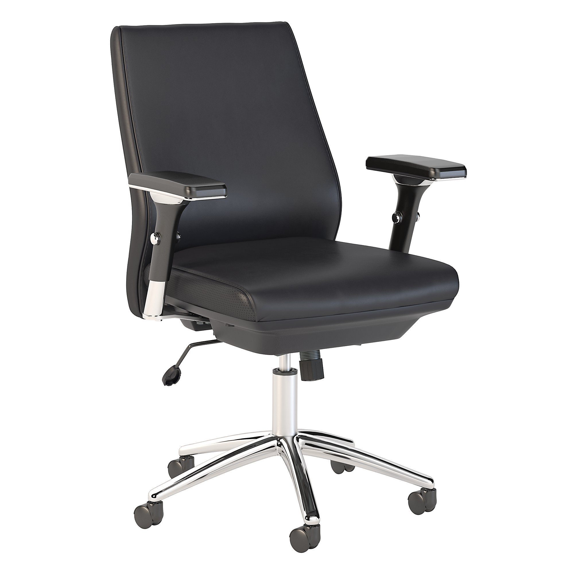 bush business furniture metropolis mid back executive chair