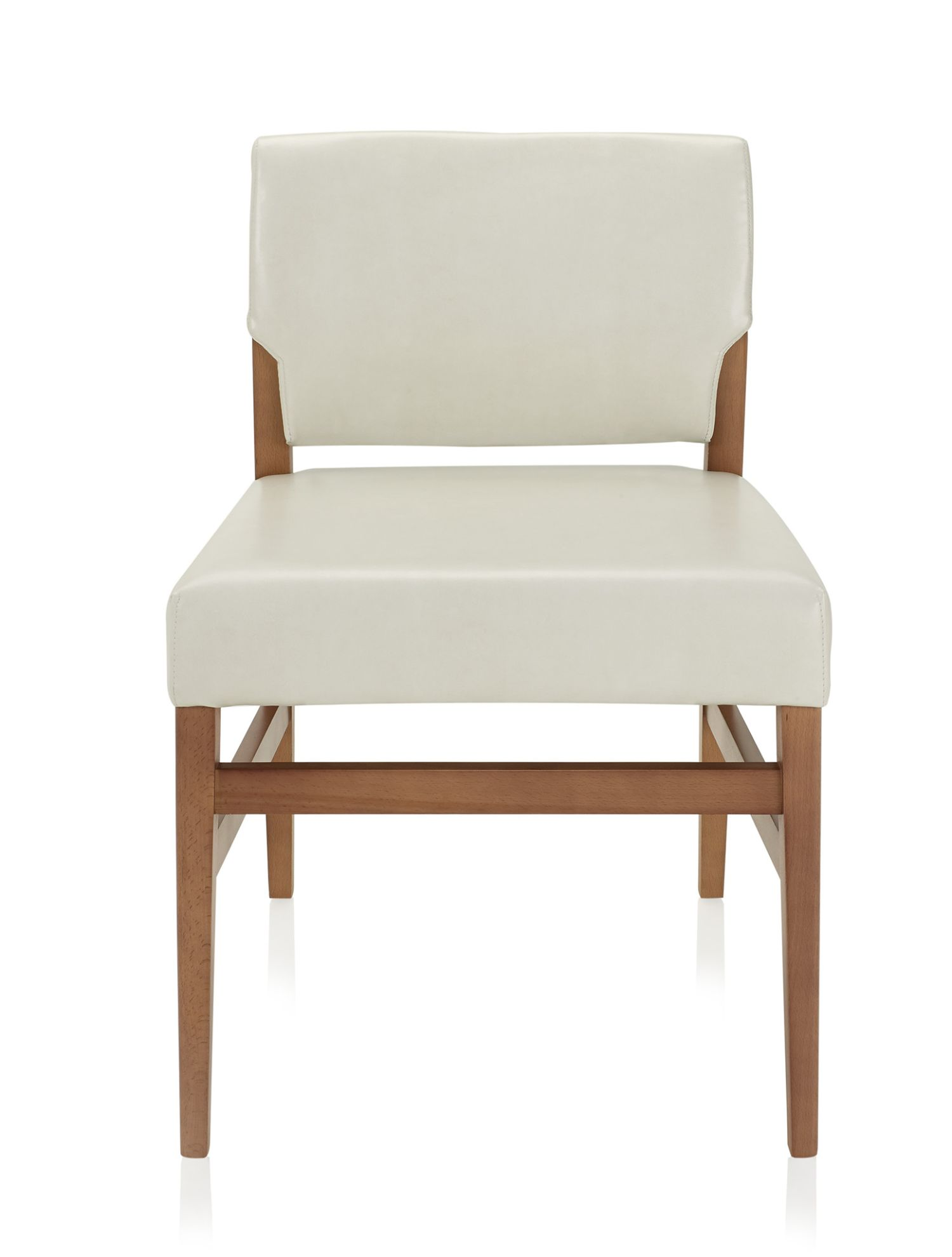 affina guest chair front