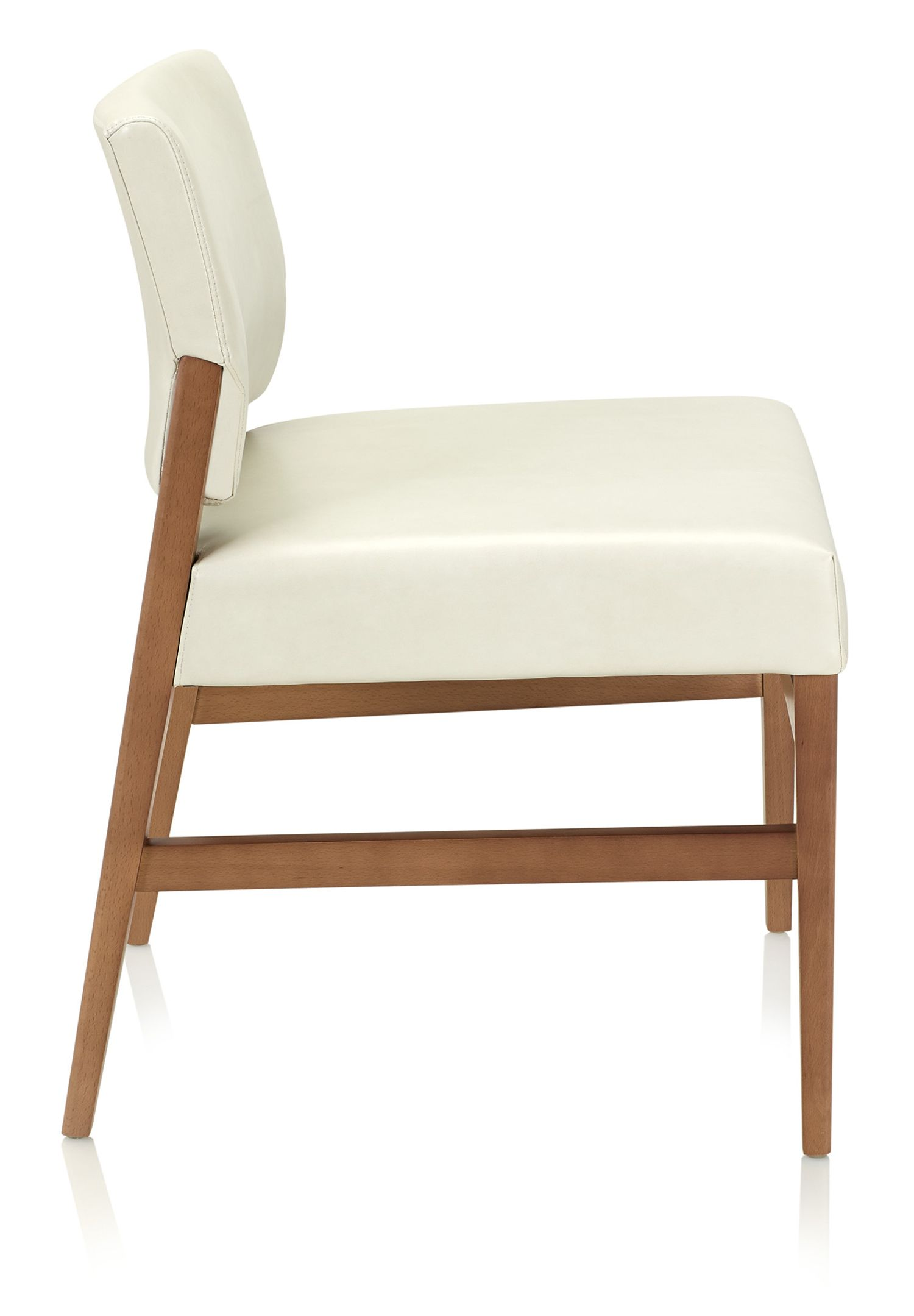 affina guest chair side