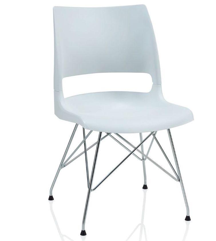 ki doni polypropylene guest chair