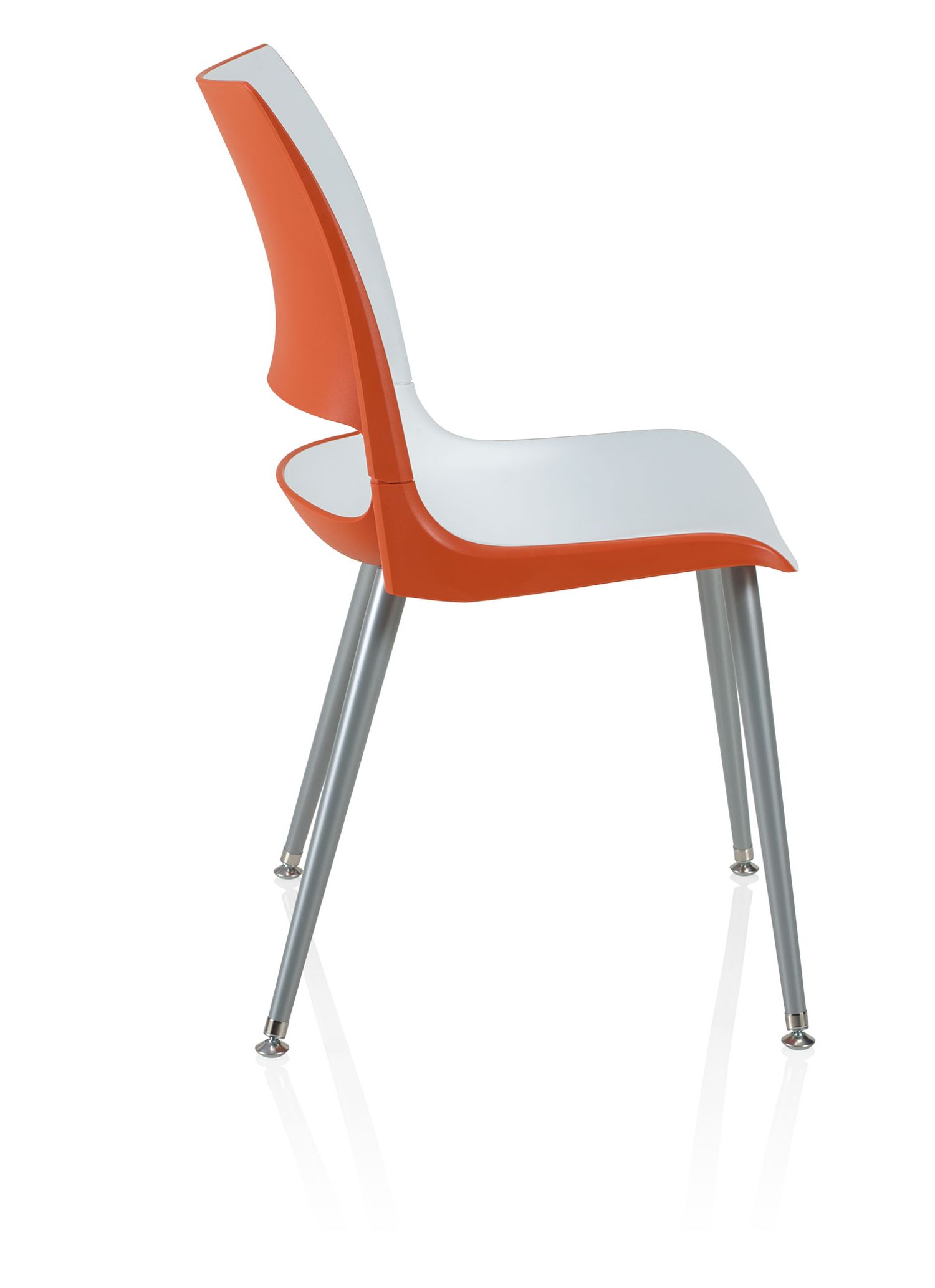 doni guest chair side profile