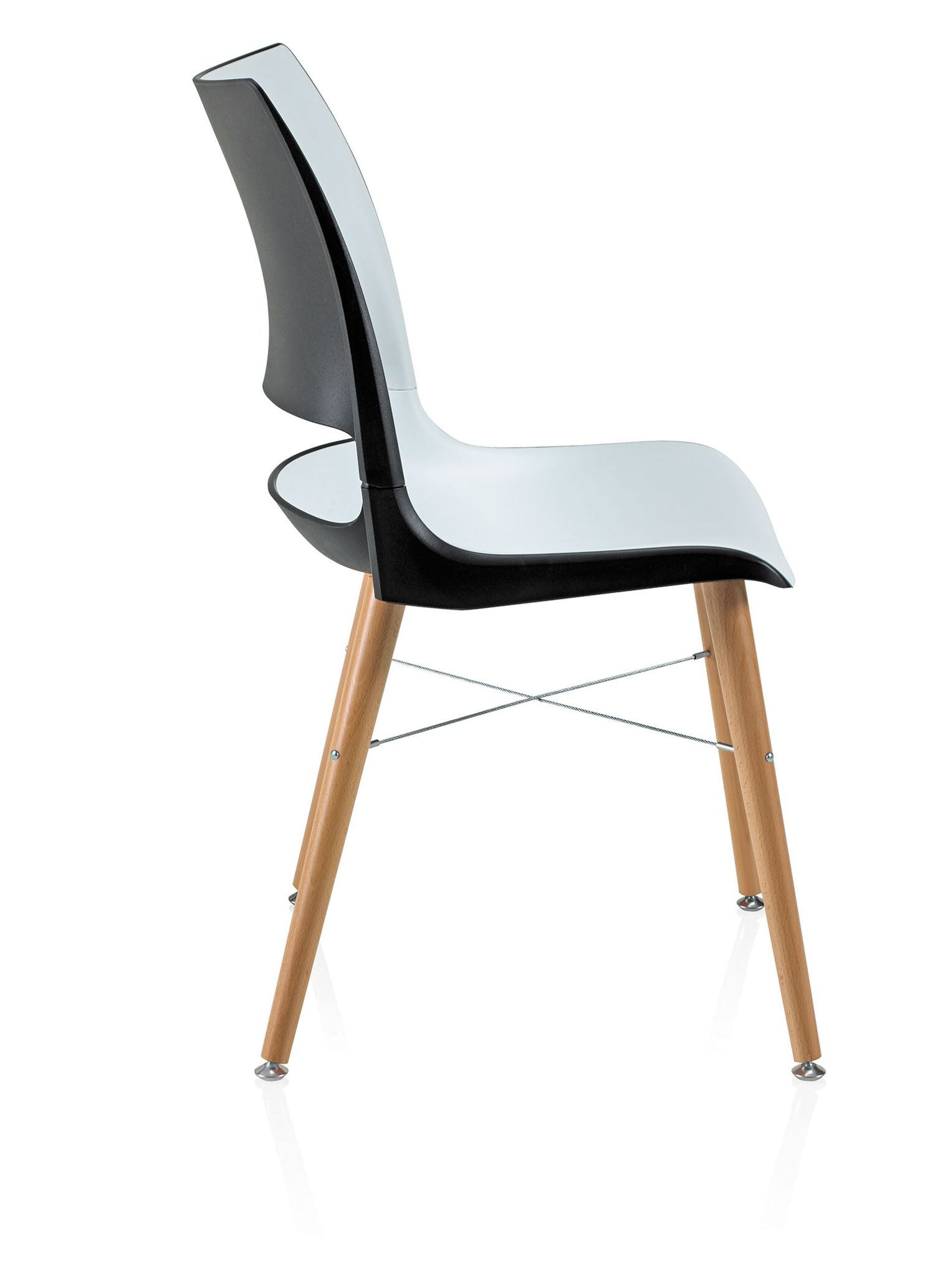 doni chair side view