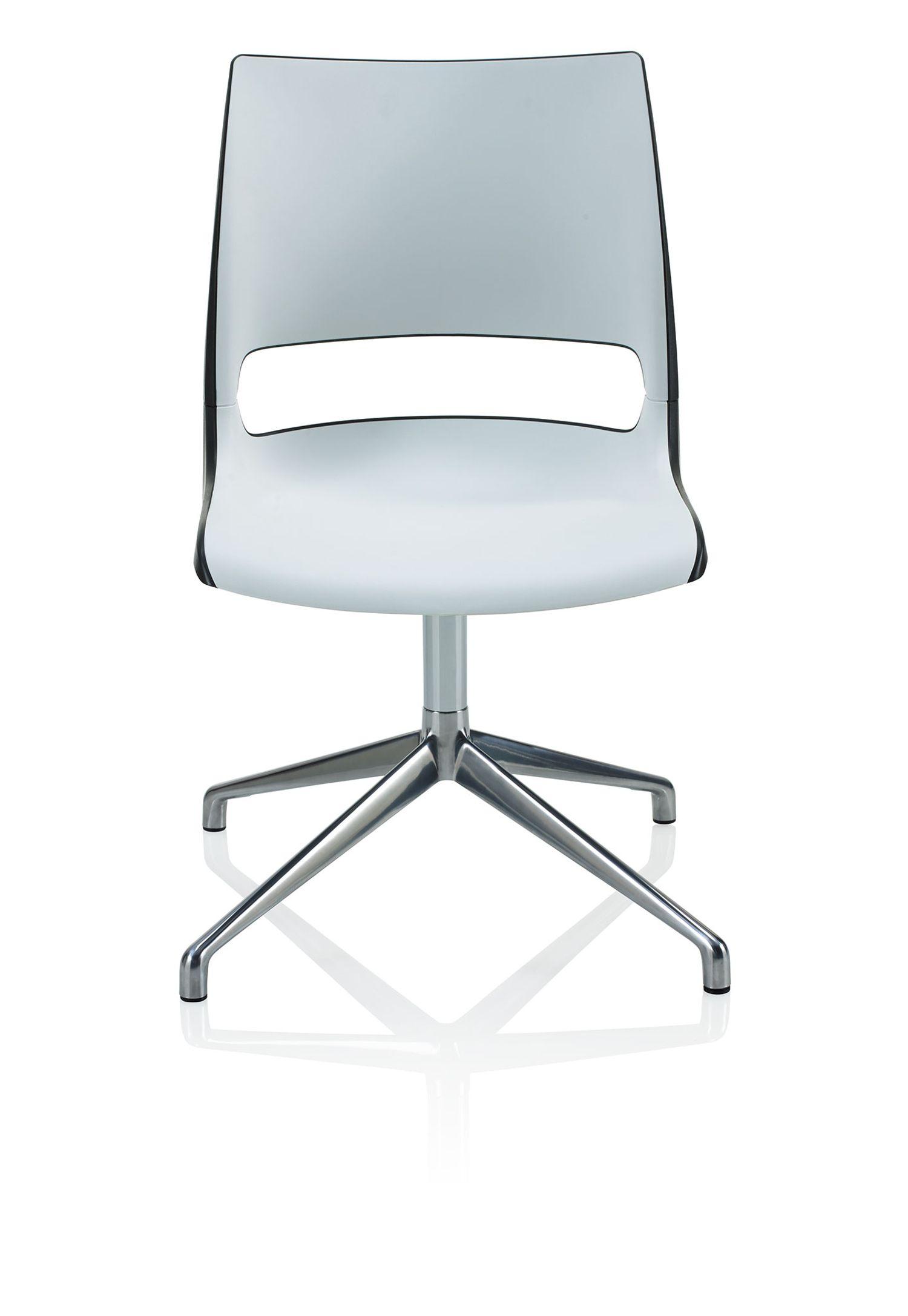 ki doni swivel base guest chair