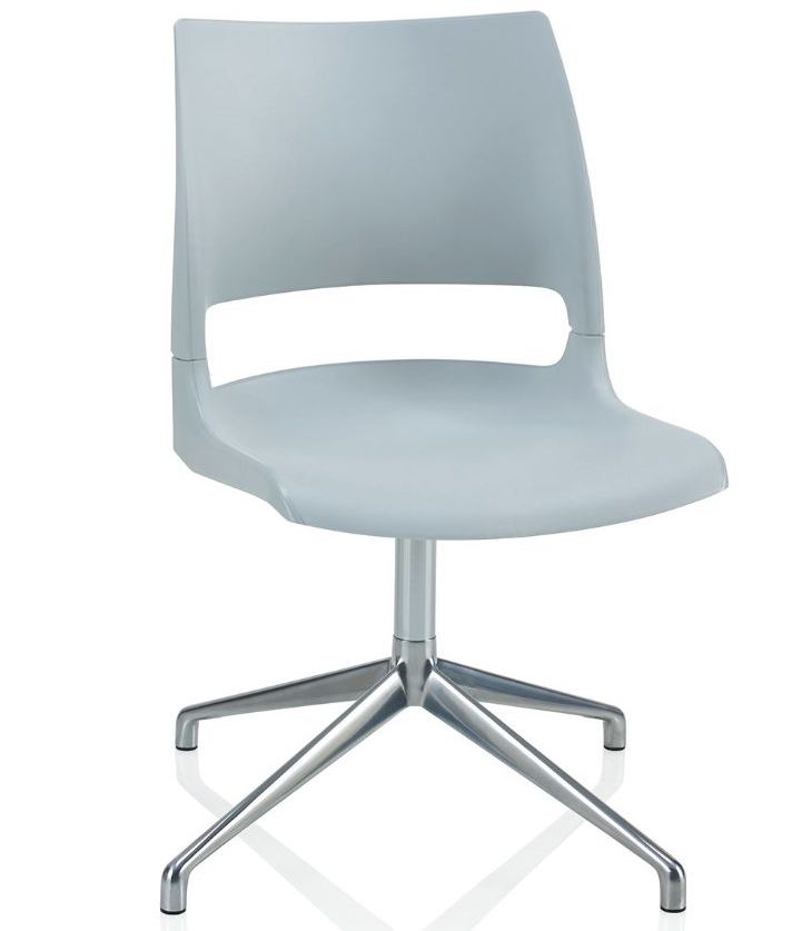 ki doni swivel base guest chair