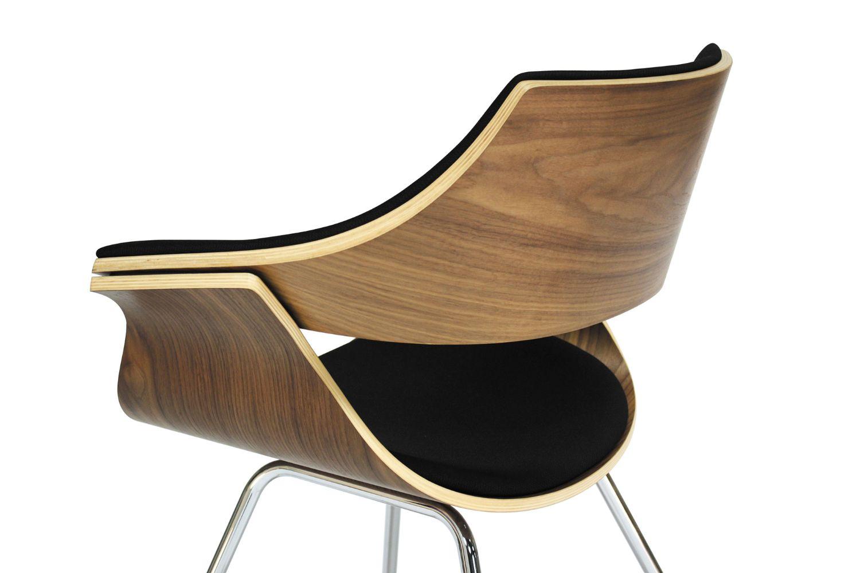 ki guest chair back detail