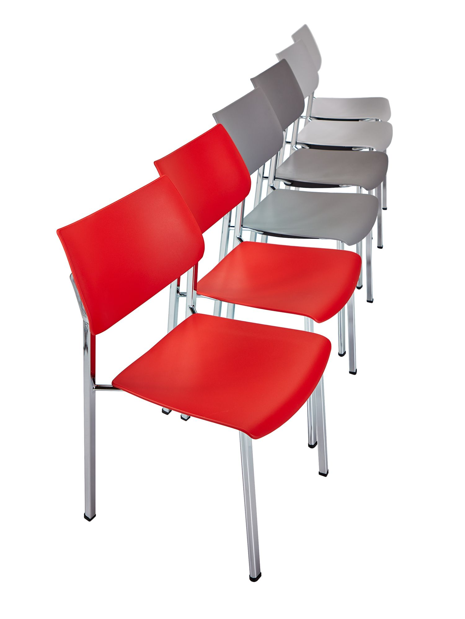 ki katera armless chairs