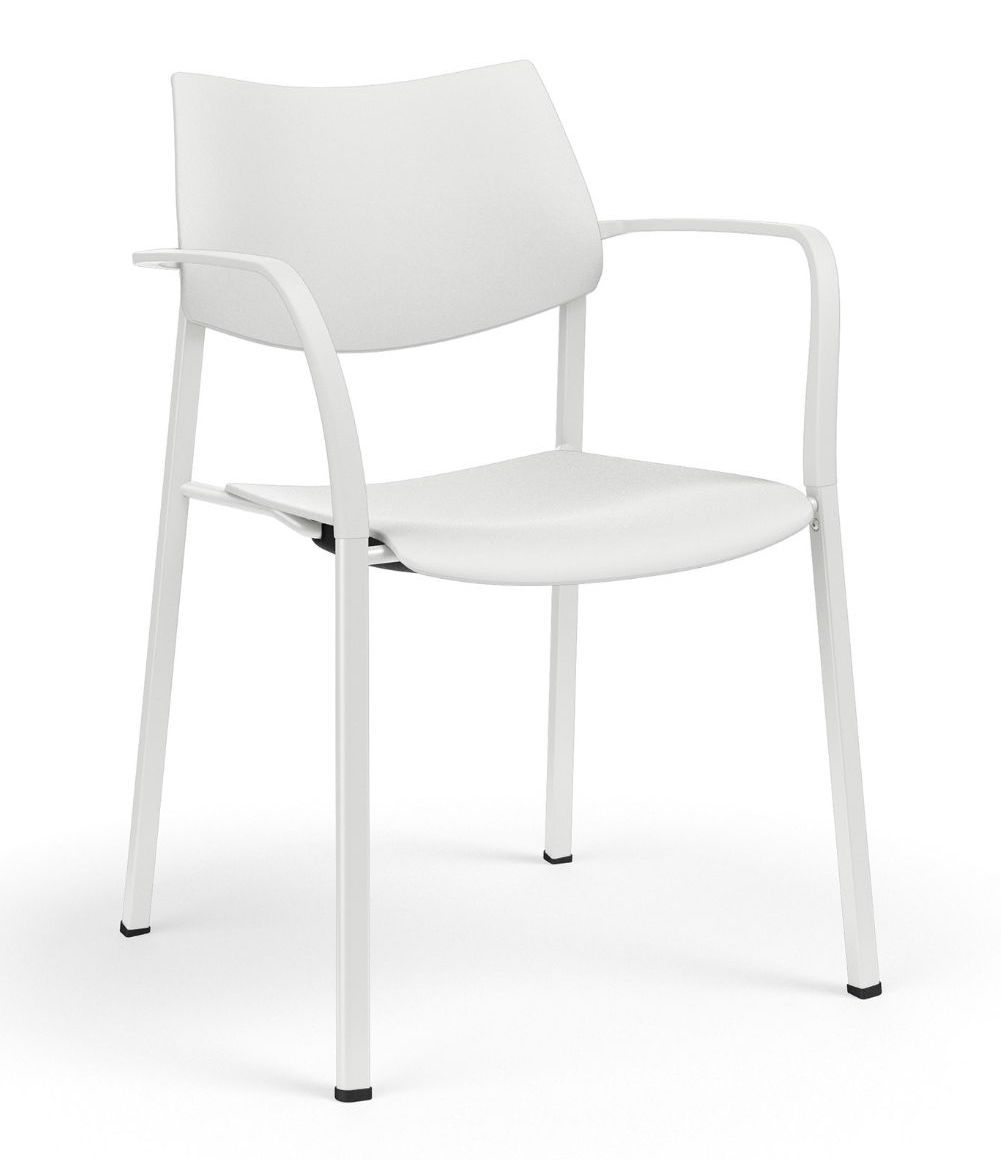 ki katera stack chair with arms