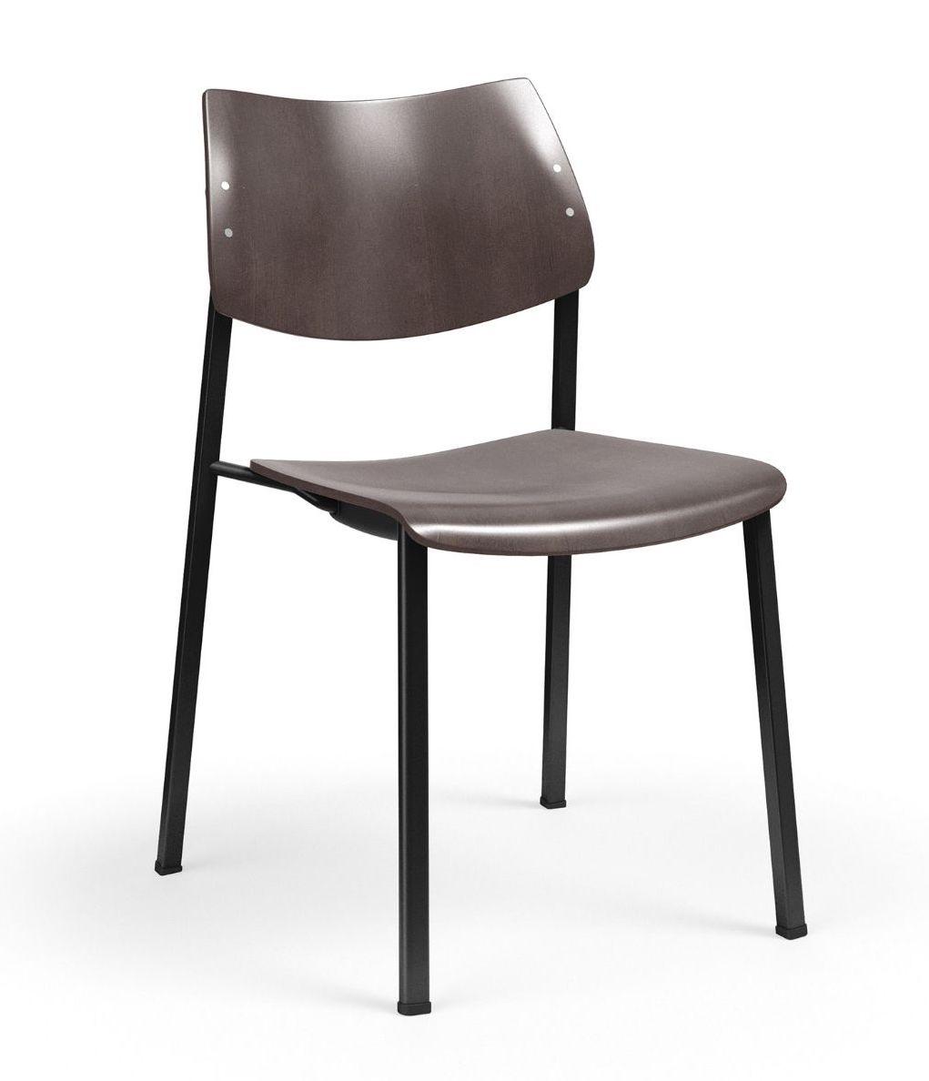 ki katera wood guest chair