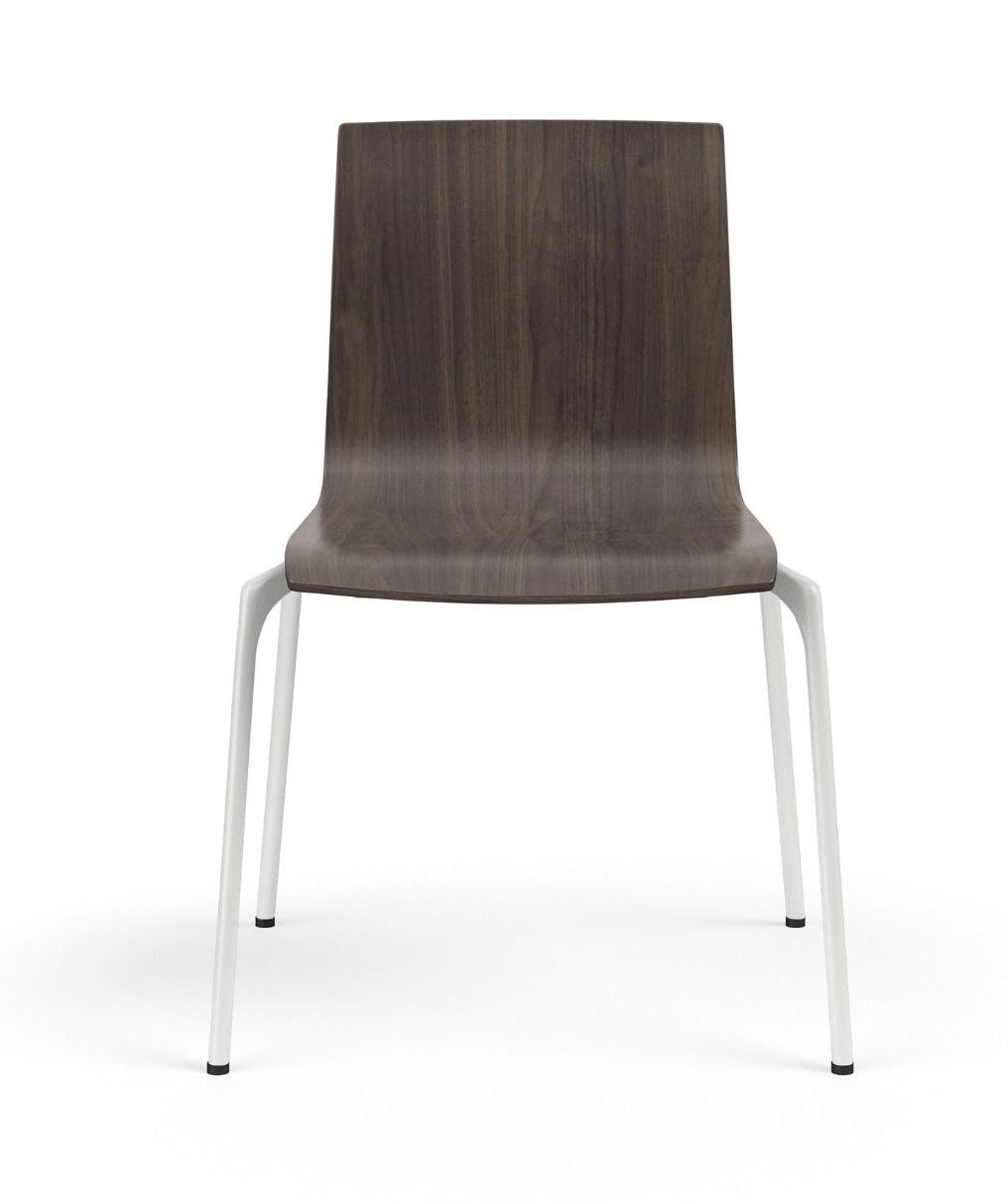 voz guest chair - front view