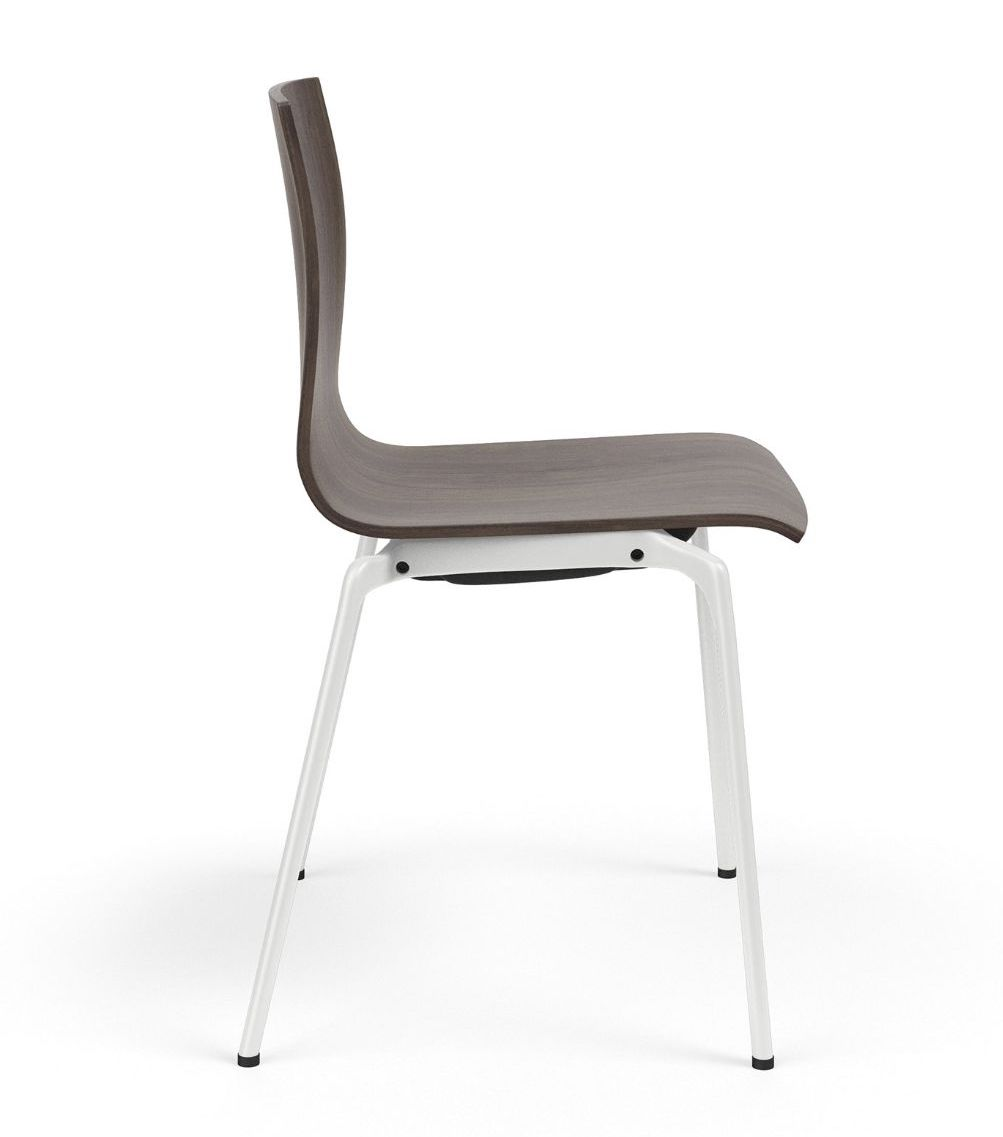 voz guest chair - size view