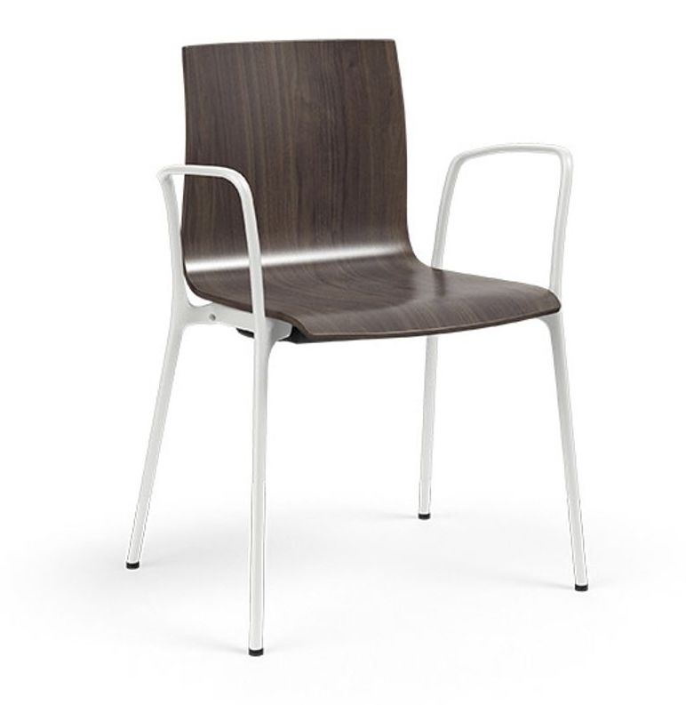 ki voz wood armchair vz1111