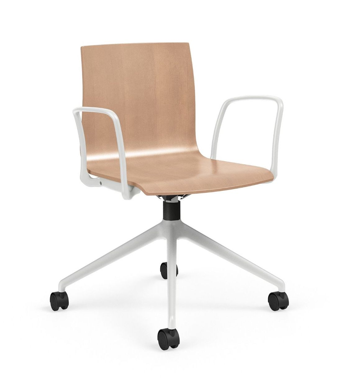 voz swivel chair with arms
