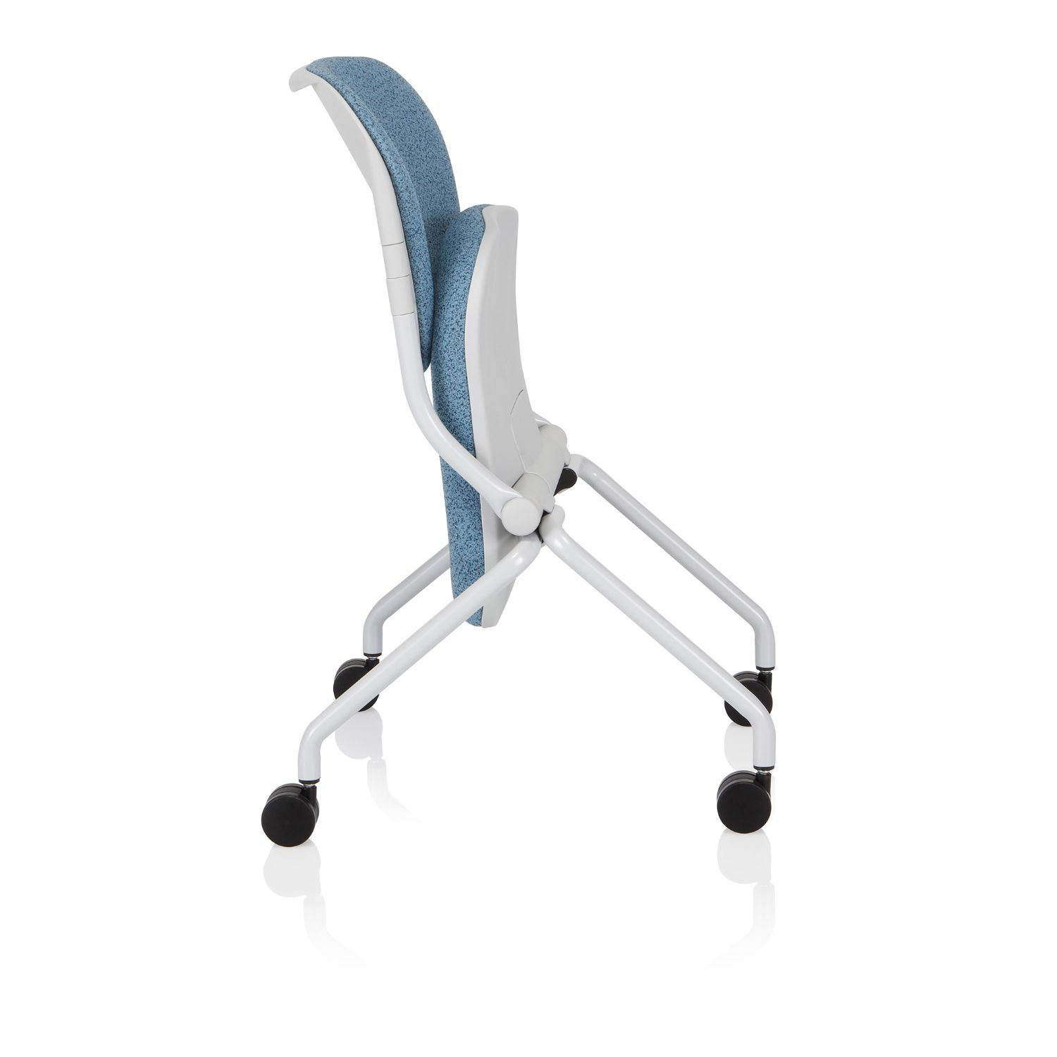 ki torsion on the go chair with flipped seat