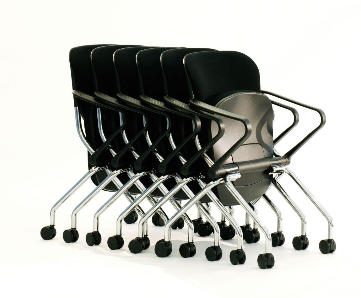 torsion nesting chairs