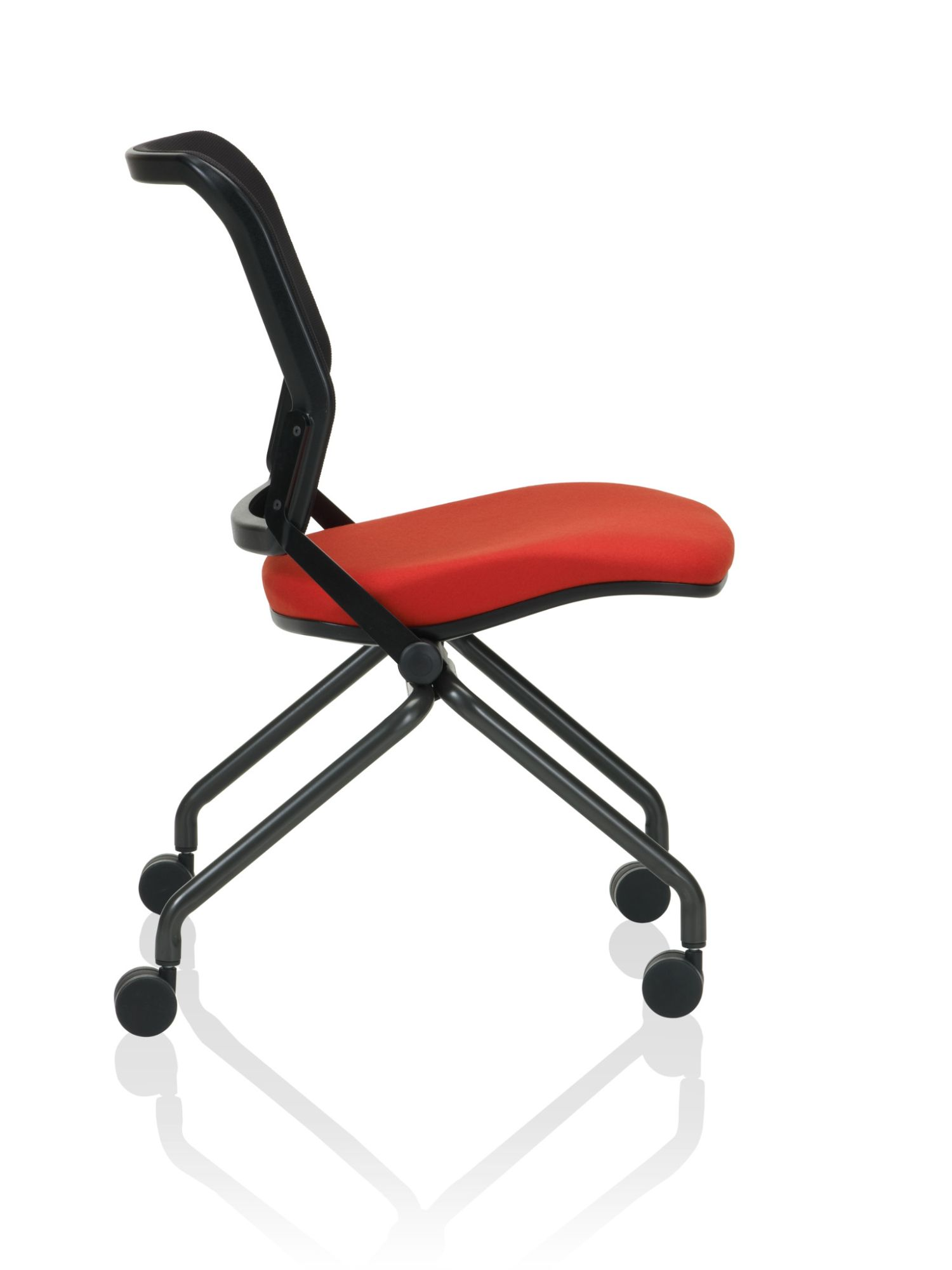 ki torsion air chair side profile